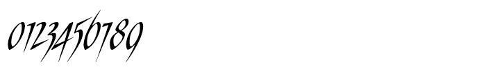 ITC Needlescript Regular Font OTHER CHARS