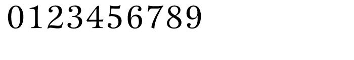 ITC New Esprit Regular Font OTHER CHARS