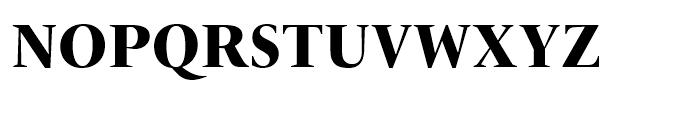 ITC New Veljovic Display Black Font UPPERCASE