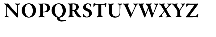 ITC New Winchester Bold Font UPPERCASE