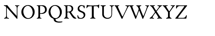 ITC New Winchester Book Font UPPERCASE