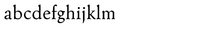 ITC New Winchester Book Font LOWERCASE