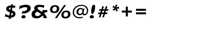 ITC Newtext Demi Italic Font OTHER CHARS