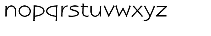 ITC Nova Lineta Extended Font LOWERCASE