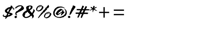 ITC Puamana Regular Font OTHER CHARS