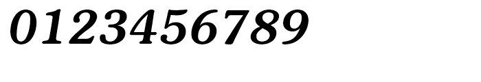 ITC Souvenir Medium Italic Font OTHER CHARS