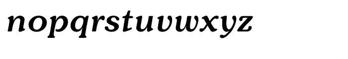 ITC Souvenir Medium Italic Font LOWERCASE