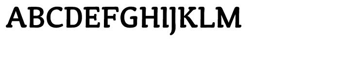 ITC Tyke Medium Font UPPERCASE