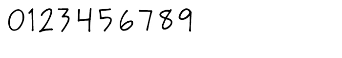 ITC Weber Hand Regular Font OTHER CHARS
