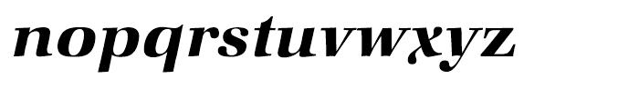 ITC Zapf Book Demi Italic Font LOWERCASE