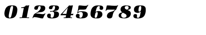 ITC Zapf Book Heavy Italic Font OTHER CHARS