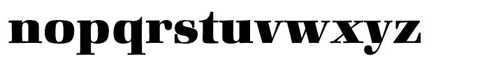 ITC Zapf Book Heavy Font LOWERCASE