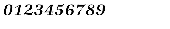 ITC Zapf Book Medium Italic Font OTHER CHARS