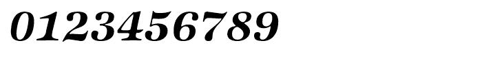ITC Zapf International Demi Italic Font OTHER CHARS