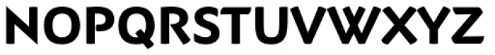 ITC Adderville Std Heavy Font UPPERCASE