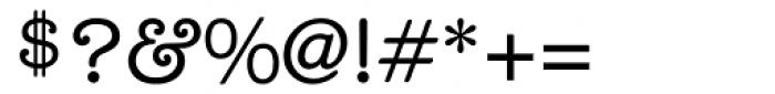 ITC American Typewriter Medium Alternate Font OTHER CHARS