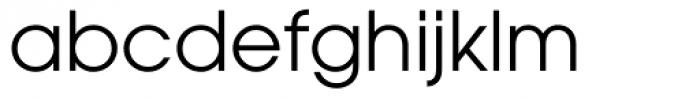 ITC Avant Garde Book Font LOWERCASE