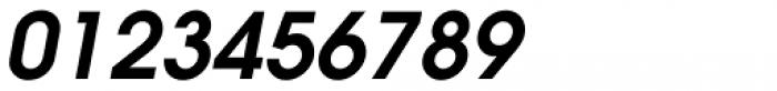 ITC Avant Garde Gothic Paneuropean Demi Bold Oblique Font OTHER CHARS