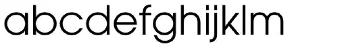 ITC Avant Garde Gothic Pro Book Font LOWERCASE