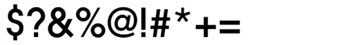 ITC Avant Garde Medium Font OTHER CHARS