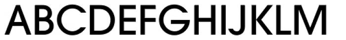 ITC Avant Garde Medium Font UPPERCASE
