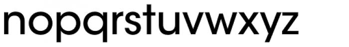 ITC Avant Garde Std Md Font LOWERCASE