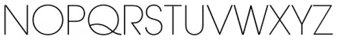 ITC Avant Garde Std XLt Font UPPERCASE
