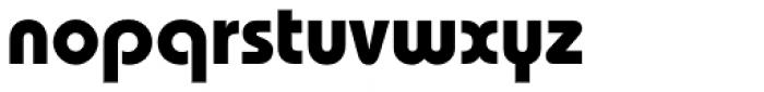 ITC Bauhaus Std Bold Font LOWERCASE