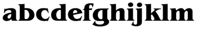 ITC Benguiat Pro Bold Font LOWERCASE