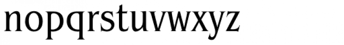 ITC Benguiat Pro Book Condensed Font LOWERCASE