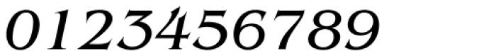 ITC Benguiat Std Book Italic Font OTHER CHARS