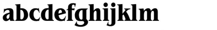 ITC Benguiat Std Condensed Bold Font LOWERCASE
