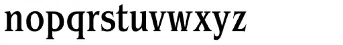 ITC Benguiat Std Condensed Medium Font LOWERCASE