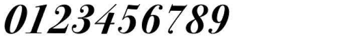 ITC Bodoni Seventytwo Bold Italic Font OTHER CHARS