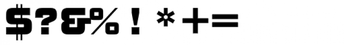 ITC Bolt Font OTHER CHARS