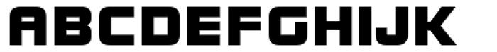 ITC Bolt Font UPPERCASE