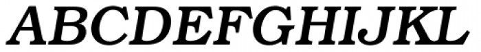 ITC Bookman Std Medium Italic Font UPPERCASE