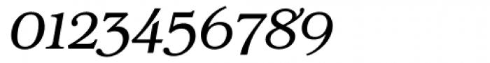 ITC Bookman Swash Light Italic Font OTHER CHARS