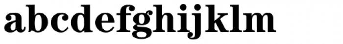 ITC Century Std Bold Font LOWERCASE