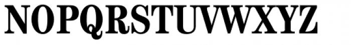 ITC Century Std Cond Bold Font UPPERCASE