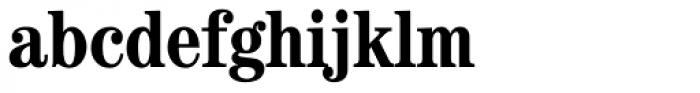 ITC Century Std Cond Bold Font LOWERCASE