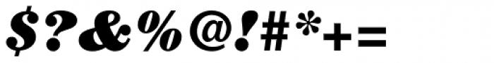 ITC Century Std Ultra Italic Font OTHER CHARS