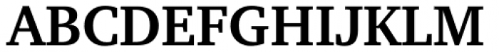 ITC Charter Bold SC Font UPPERCASE