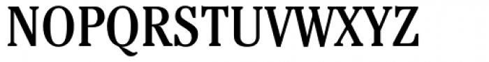 ITC Cheltenham Condensed Book Font UPPERCASE