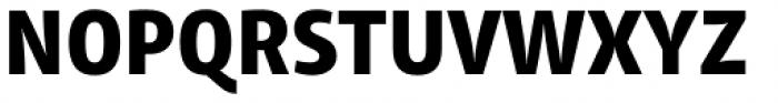ITC Chino Pro Bold Font UPPERCASE