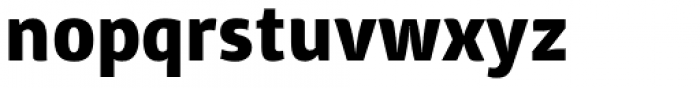 ITC Chino Std Bold Font LOWERCASE