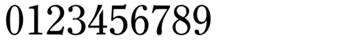 ITC Clearface Regular Font OTHER CHARS