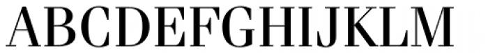 ITC Fenice Pro Regular Font UPPERCASE