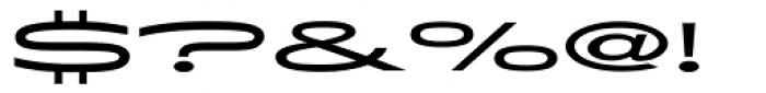 ITC Flatiron Font OTHER CHARS