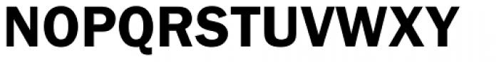 ITC Franklin Gothic Std Demi Font UPPERCASE